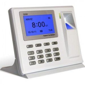 Терминал учета рабочего времени IVUE D200 (автономный)