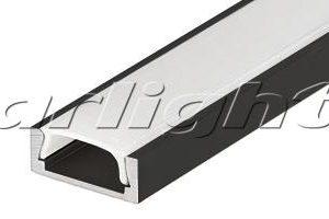 Алюминиевый Профиль MIC-2000 Black RAL9005