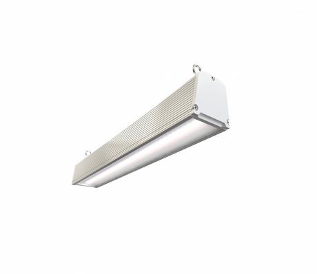 Торговый светодиодный светильник trade 17W  призма/опал
