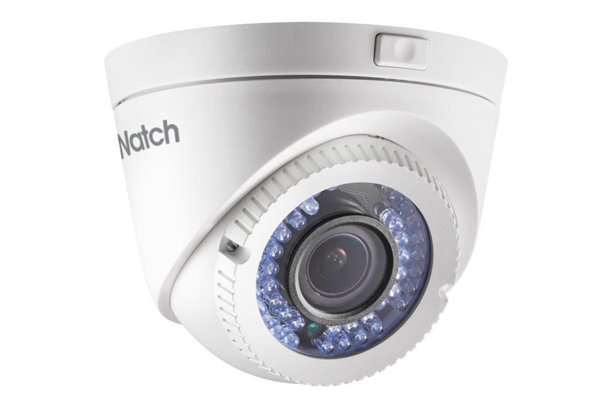HD-TVI камера с ИК-подсветкой HiWatch DS-T109 (2.8-12 mm)