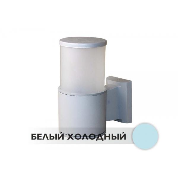 Светодиодный светильник архитектурной серии 1-сторонний заливной матовый НН-701-110 9W 220V IP65 EP (СW)