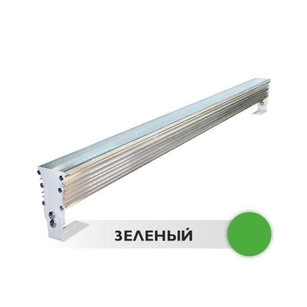 Светодиодный светильник линейный заливной L1000 P-04 12W 220V IP65 EP (G)