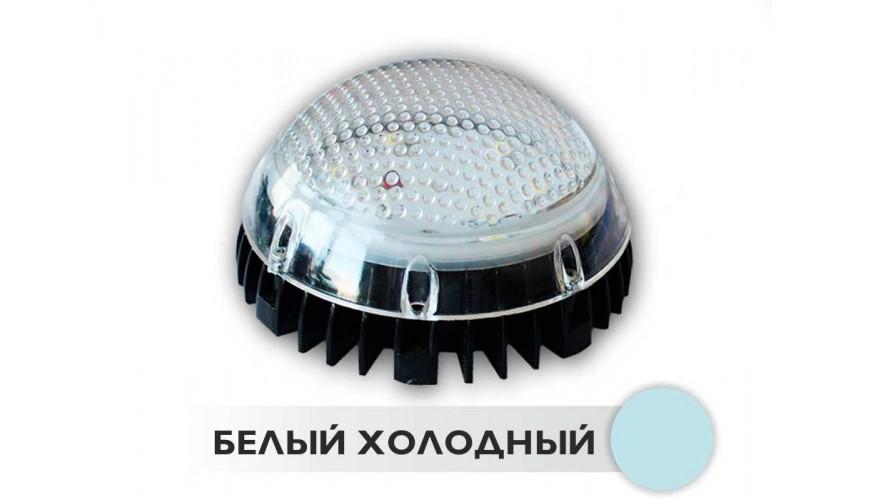Светодиодный светильник ЖКХ НН-103 6W 220V IP54 GL (СW)