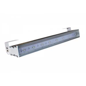 Светодиодный светильник линейный заливной L500 P-04 24W 24V IP65 EP (RGB)