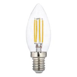 Лампа светодиодная Premium  Свеча C35F / 7Вт / E14