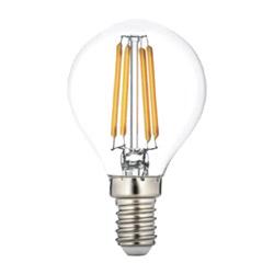Лампа светодиодная Premium  Шар P45F / 7Вт / E14